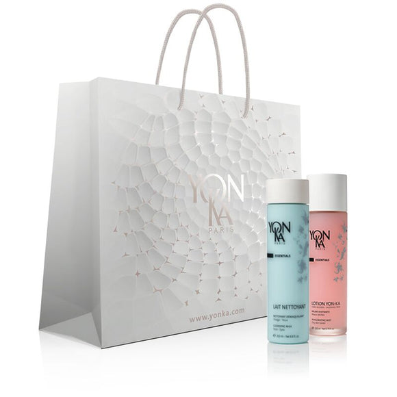 Yonka Gift Set Cleansing DUO Dry skin