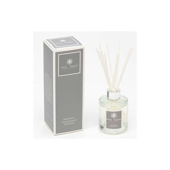 Purcell & Woodcock Luxury Diffuser, Midnight Pomegranate 120ml