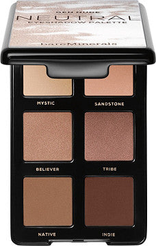 bareMinerals GEN NUDE EYESHADOW PALETTE Neutral eyeshadow palettes