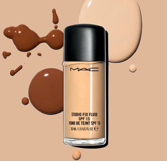 MAC Studio Fix Fluide Liquid Foundation 30ml