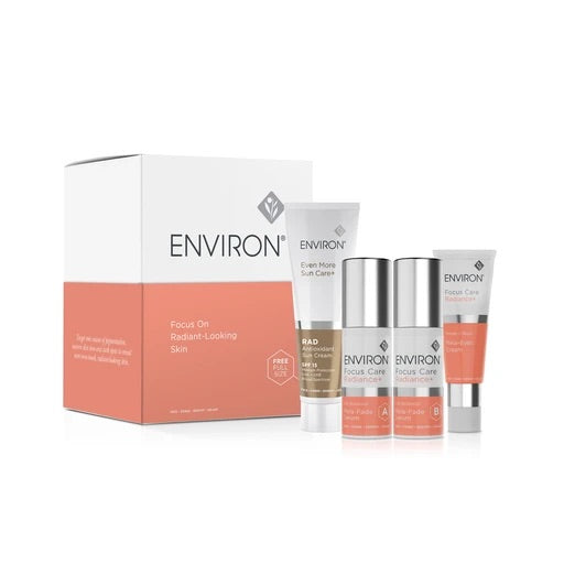Environ Focus on Radiant Looking Skin
