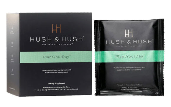 Hush & Hush Plant Your Day in The go 7days