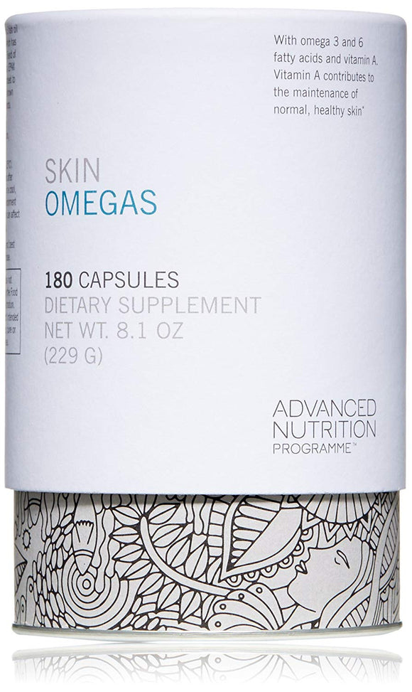 ADVANCED NUTRITION PROGRAMME Skin Omegas (180 Capsules)