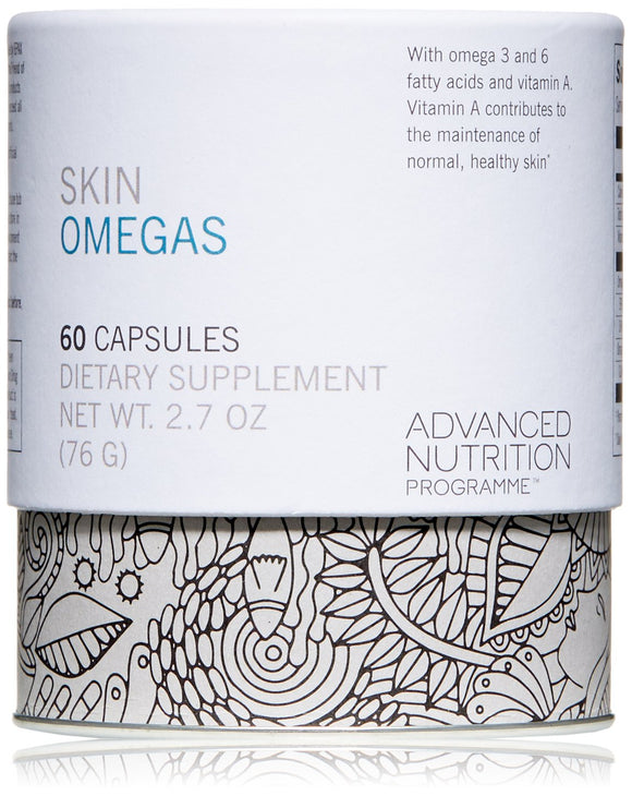 ADVANCED NUTRITION PROGRAMME Skin Omegas (60 Capsules)