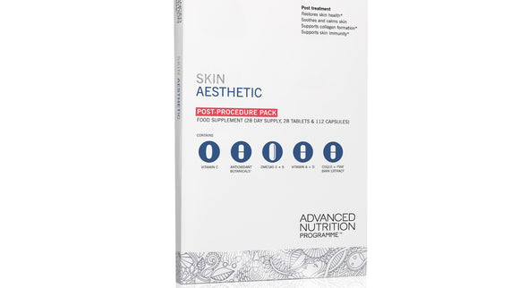 ADVANCED NUTRITION PROGRAMME Skin Aesthetic Post-Procedure Pack