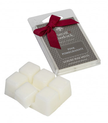 Purcell and Woodcock Wax Melts -Pink Pomegranate