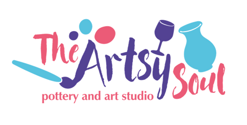 The Artsy Soul Pottery and Art Studio in Sugar Land Texas