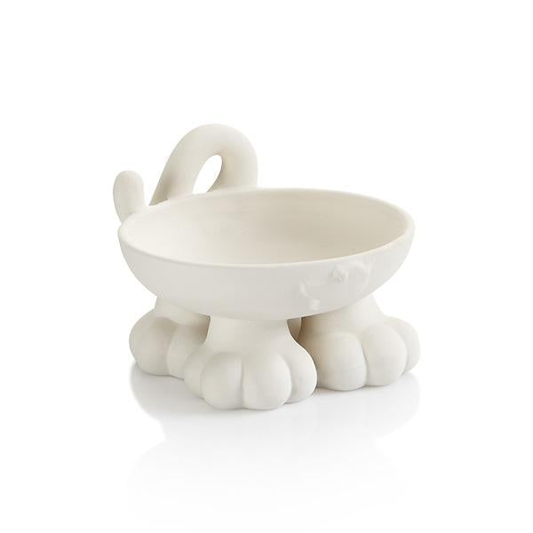 CAT PAW BOWL - The Artsy Soul