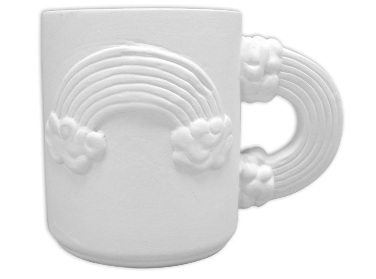 Triple Rainbow Mug - The Artsy Soul