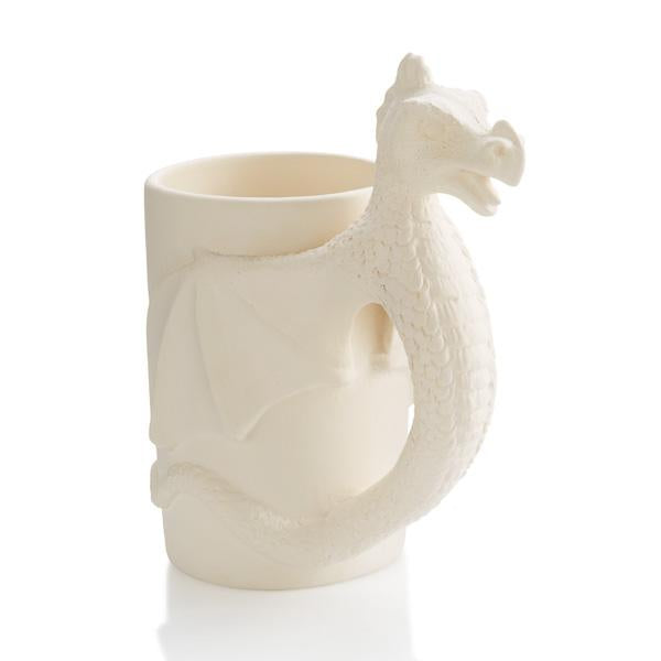 DRAGON MUG - The Artsy Soul