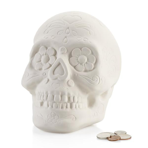 SUGAR SKULL BANK - The Artsy Soul