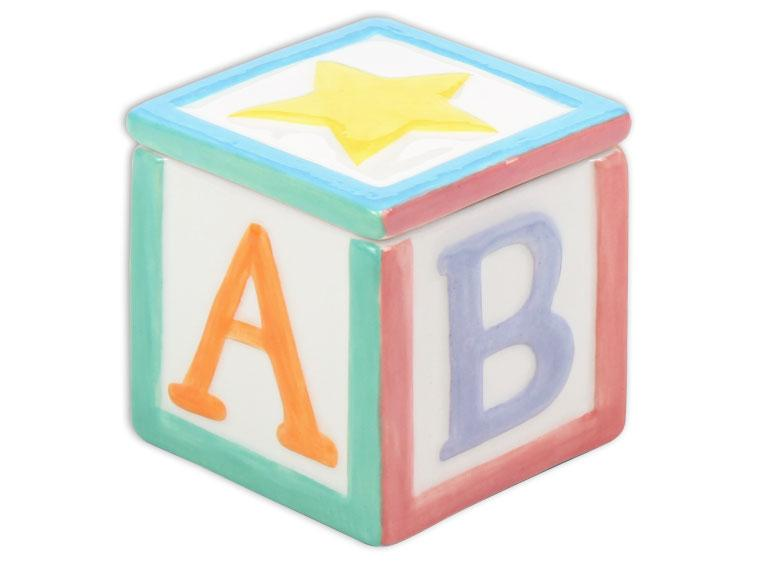 ABC Box - The Artsy Soul