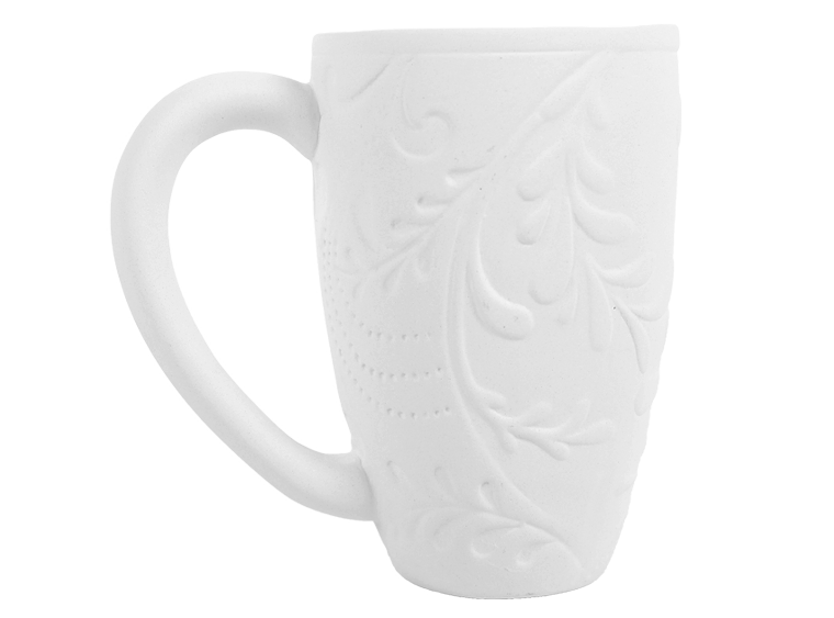 Baroque Mug - The Artsy Soul