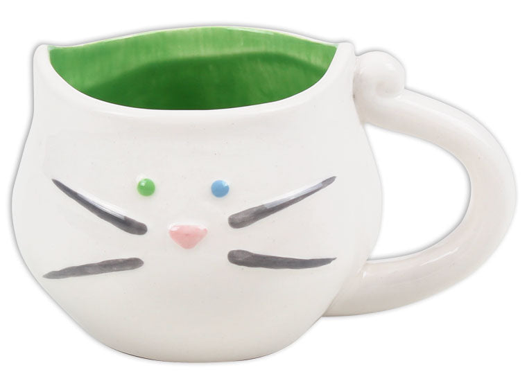 Cat Mug - The Artsy Soul
