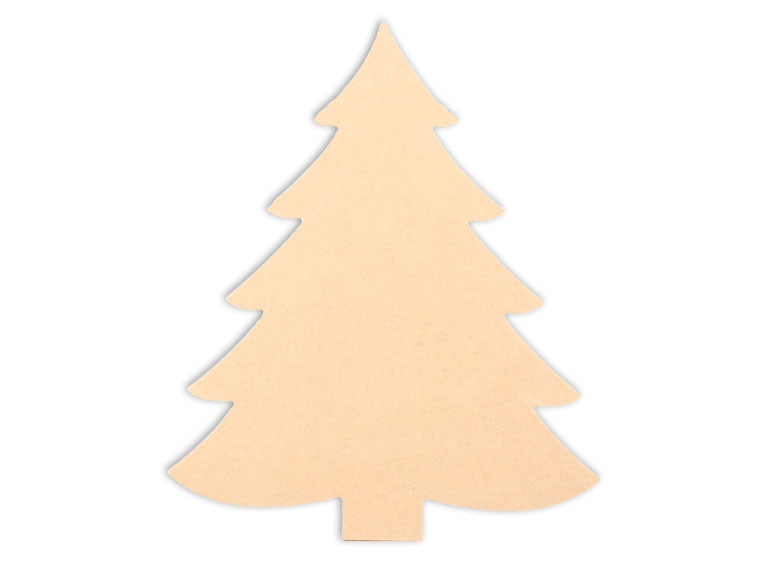 "Christmas Tree Plaque 12"" - The Artsy Soul"