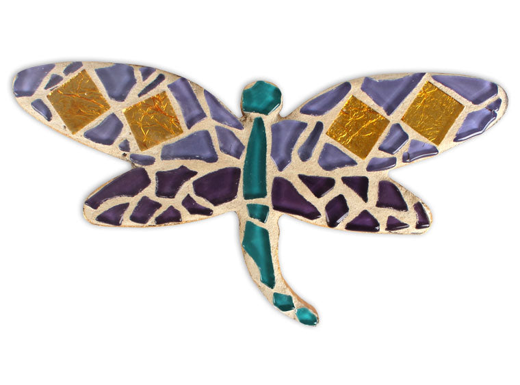 Dragonfly Plaque - The Artsy Soul