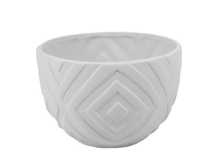 Geometric Bowl - The Artsy Soul
