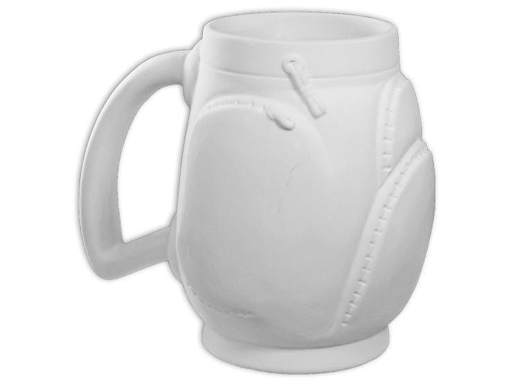Golf Bag Mug - The Artsy Soul