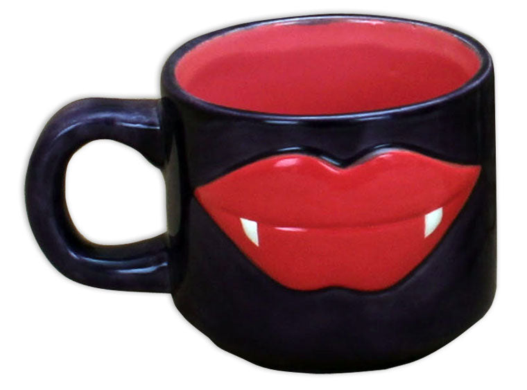 Hot Lips Mug - The Artsy Soul
