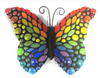 "Mini Rainbow Butterfly - 10"" - The Artsy Soul"