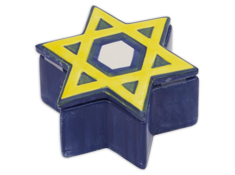 Star of David Box - The Artsy Soul