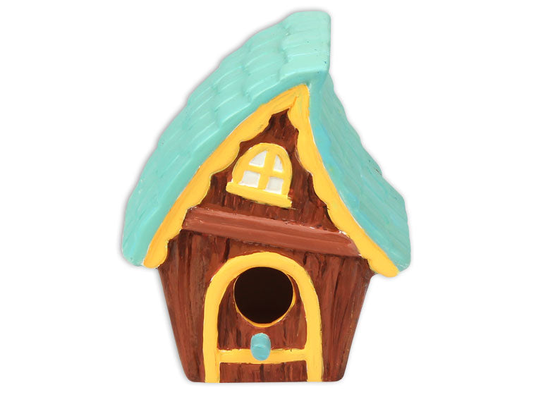 Whimsical Bird House - The Artsy Soul