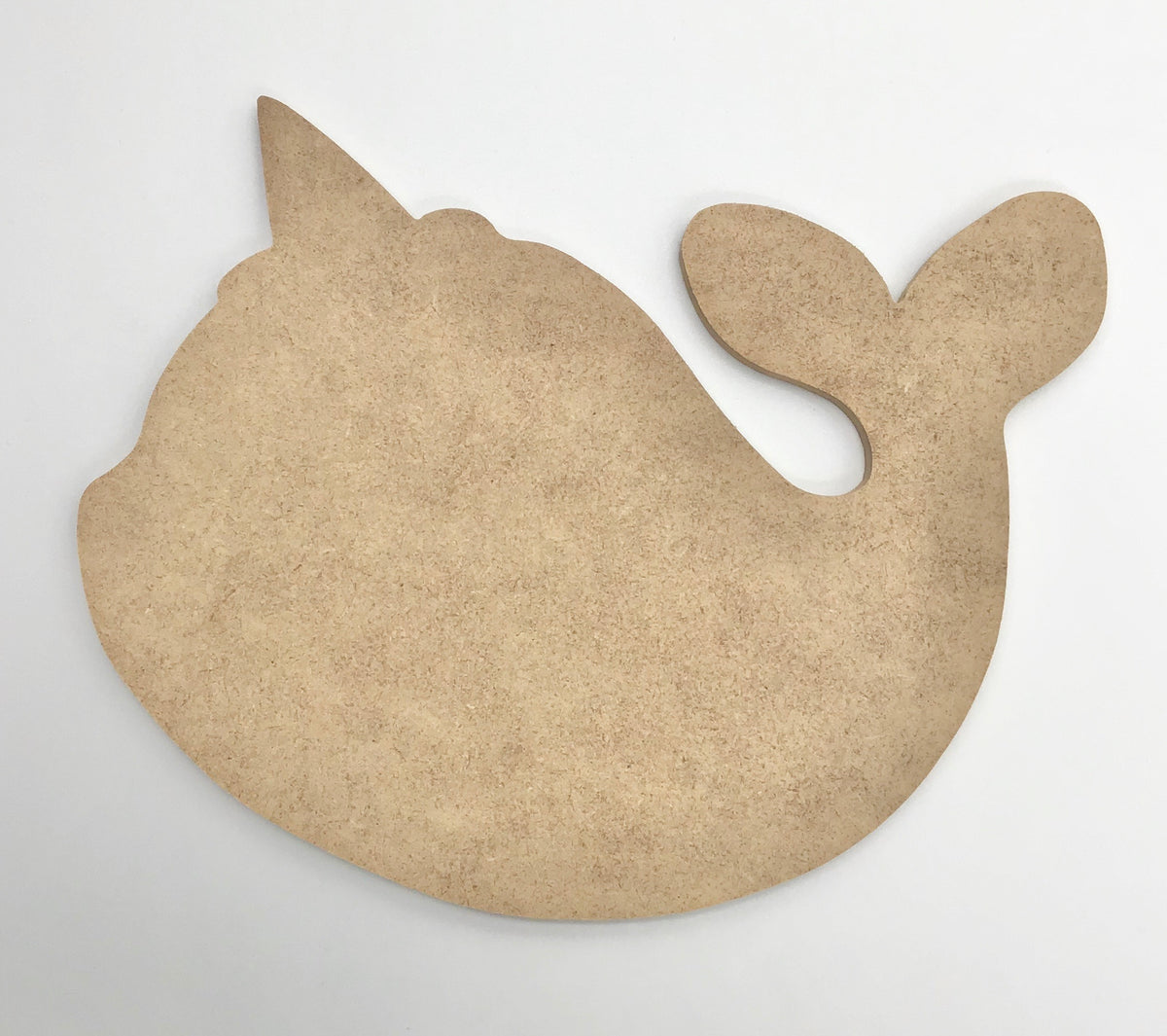 "Narwhal Plaque 8"" - The Artsy Soul"