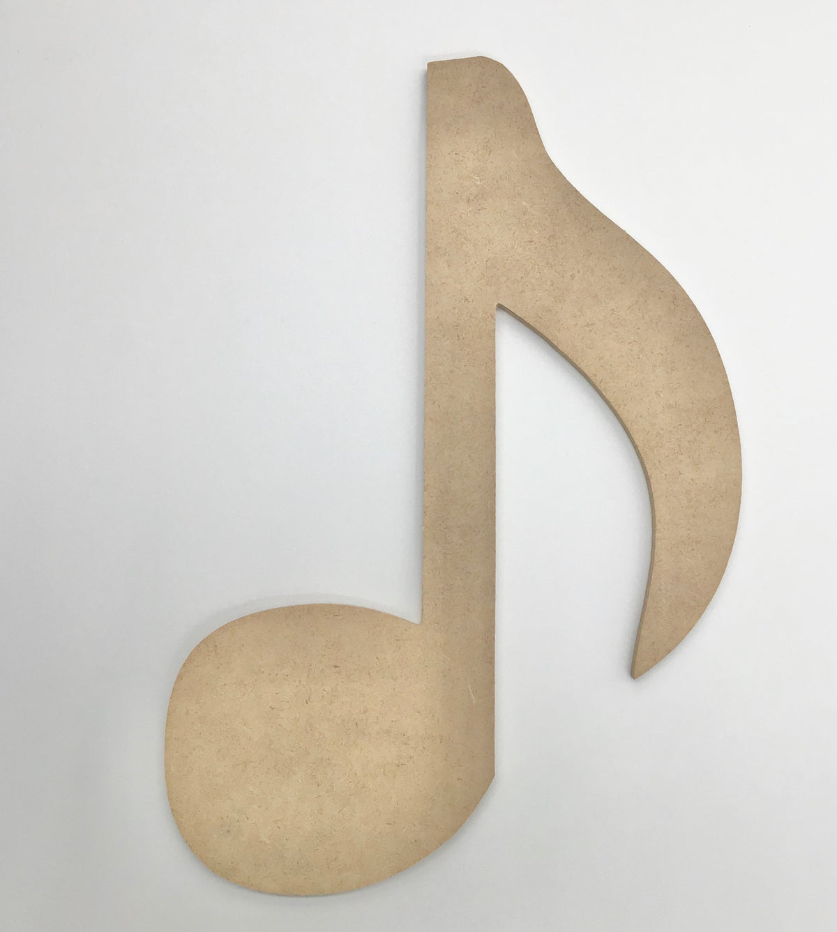 "Music Note Plaque 10"" - The Artsy Soul"