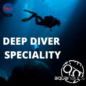 PADI DEEP DIVER SPECIALITY
