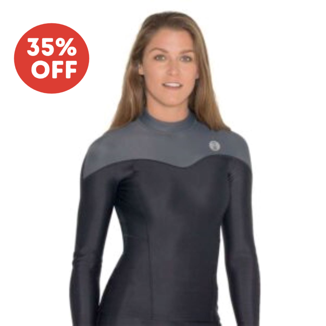 FOURTH ELEMENT - LONG SLEEVE TOP (FEMALE)