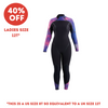 AQUALUNG AQUAFLEX 5MM WETSUIT - FEMALE SIZE 12*