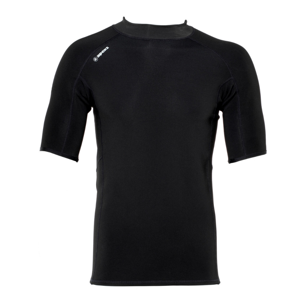 APEKS Thermic Carbon-Skin Short Sleeve Top