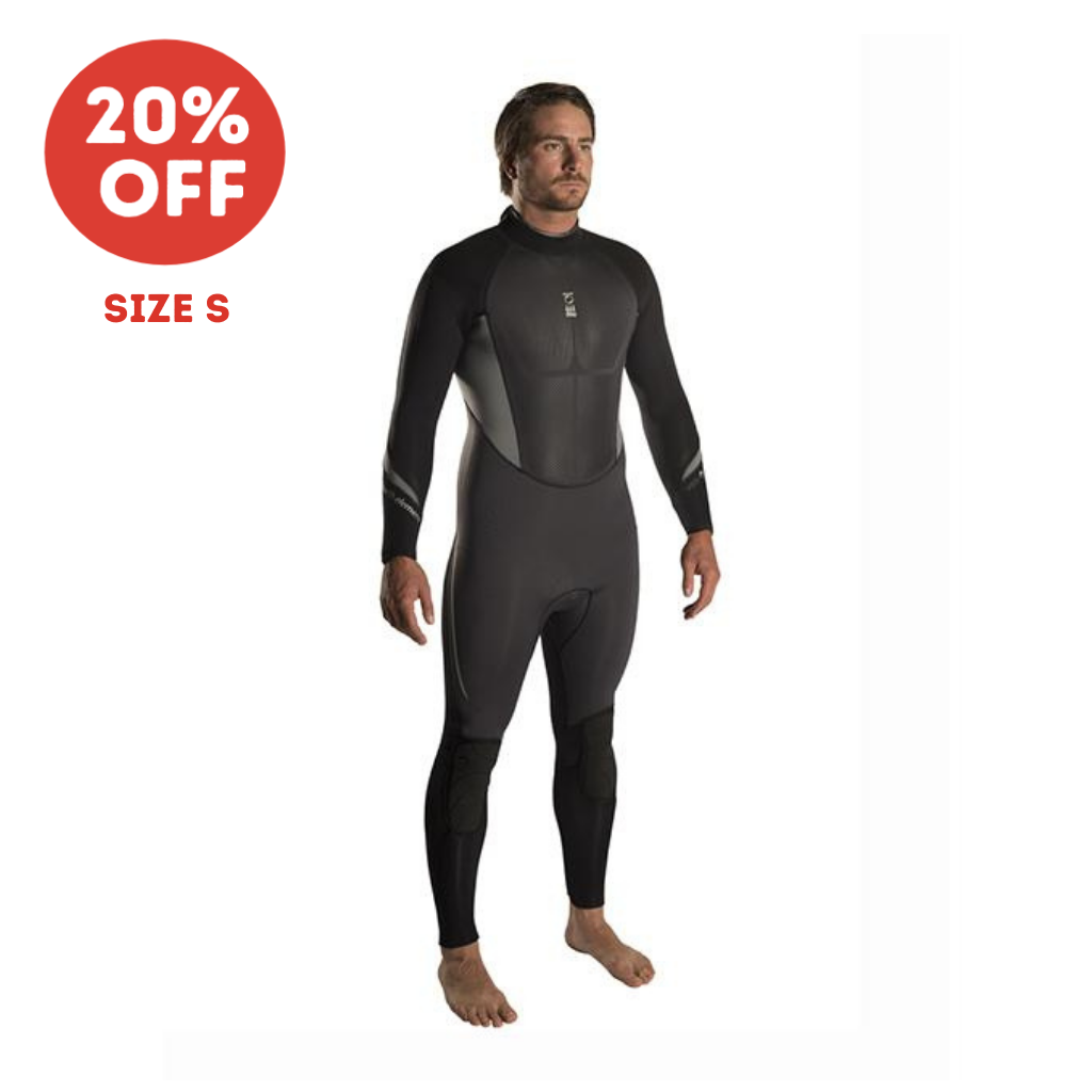 FOURTH ELEMENT XENOS MENS WETSUIT 5MM SIZE S