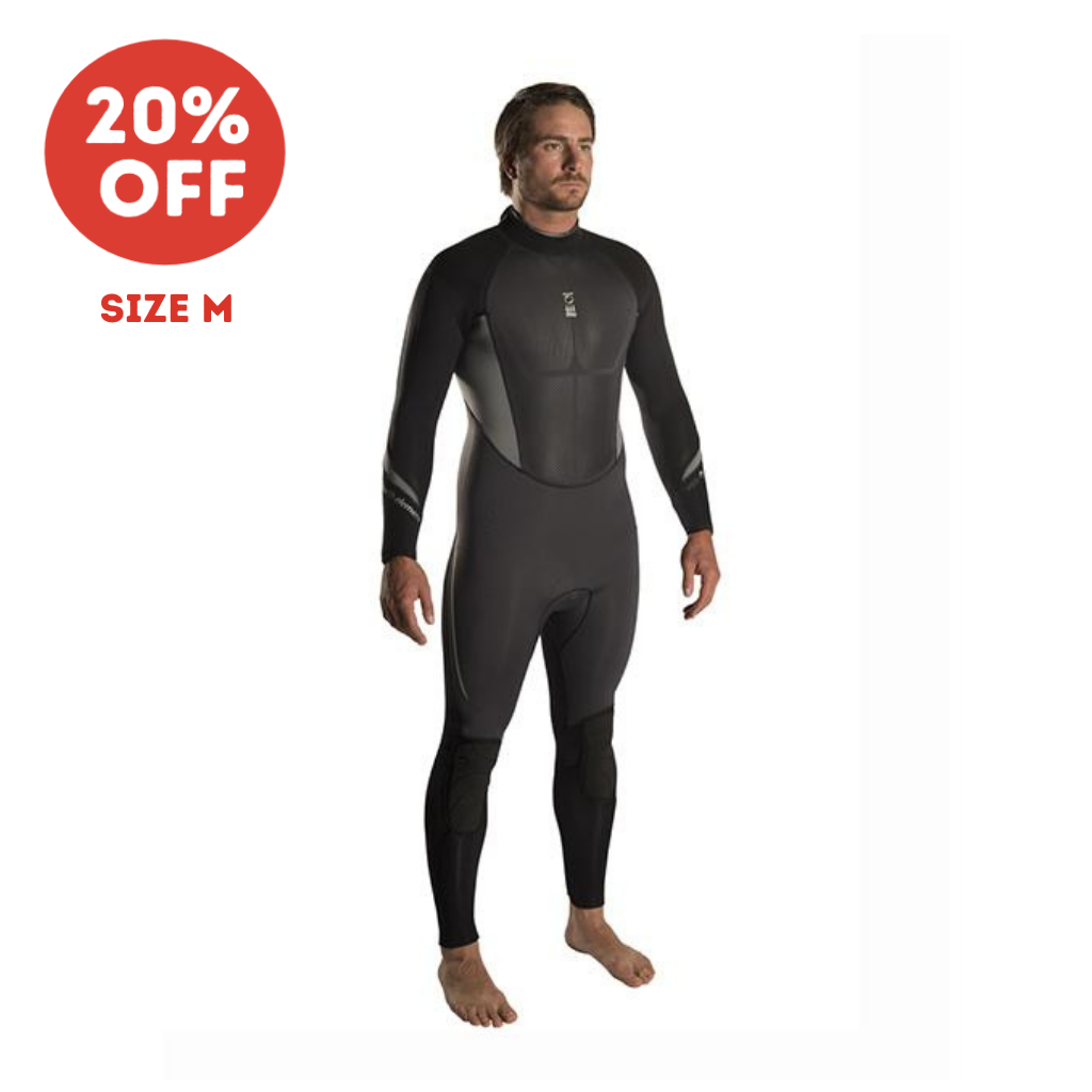 FOURTH ELEMENT XENOS MENS WETSUIT 5MM SIZE M