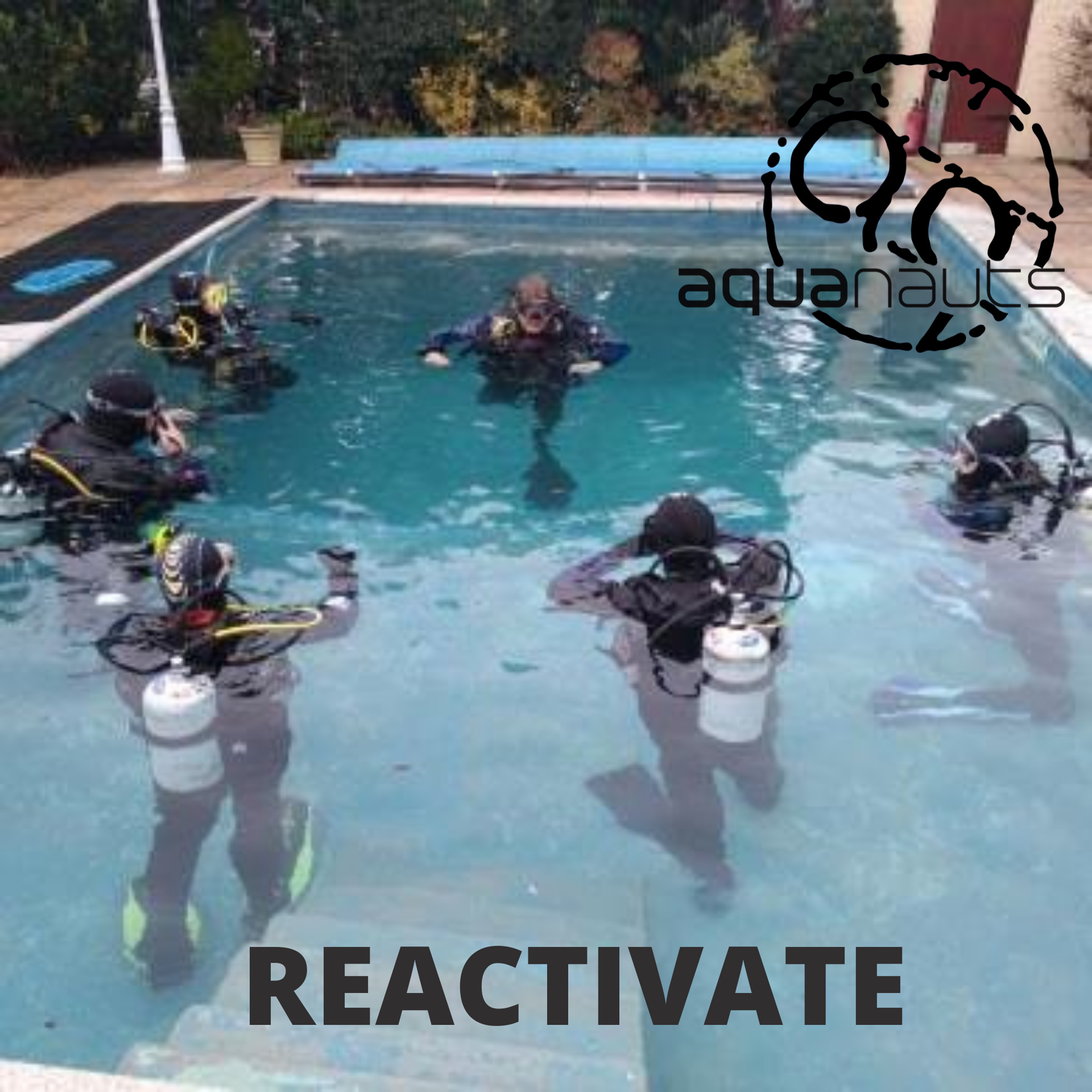 PADI REACTIVATE REFRESHER