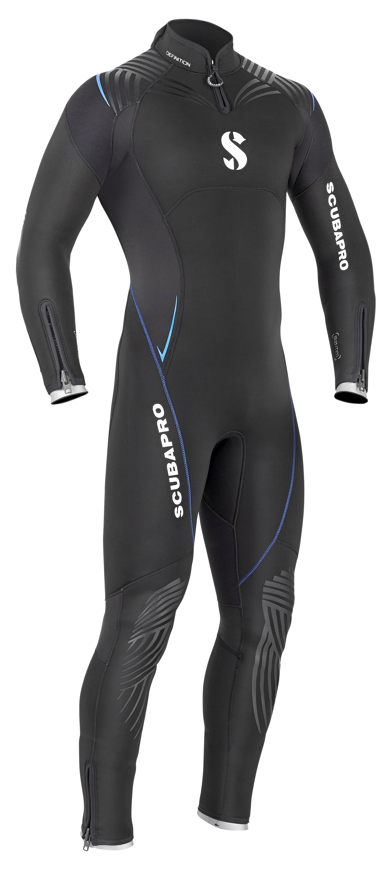 SCUBAPRO DEFINITION 5MM MENS WETSUIT
