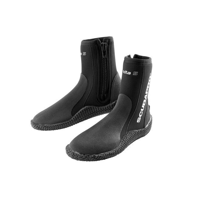 Scubapro Delta 5mm Zipped Boots