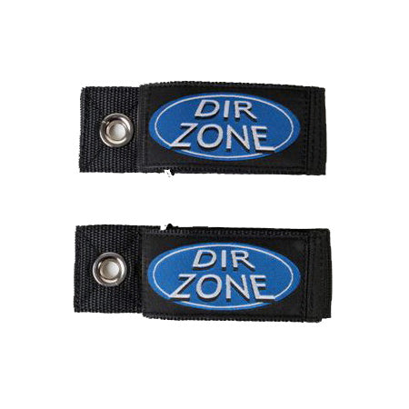 DIR Zone Suit Inflation Mounting Straps