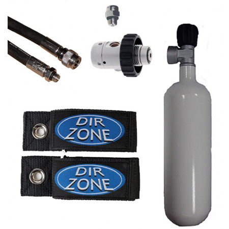 DIR Zone Complete Drysuit Inflation System