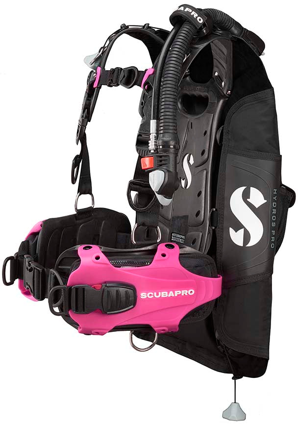 SCUBAPRO WOMENS HYDROS PRO BCD