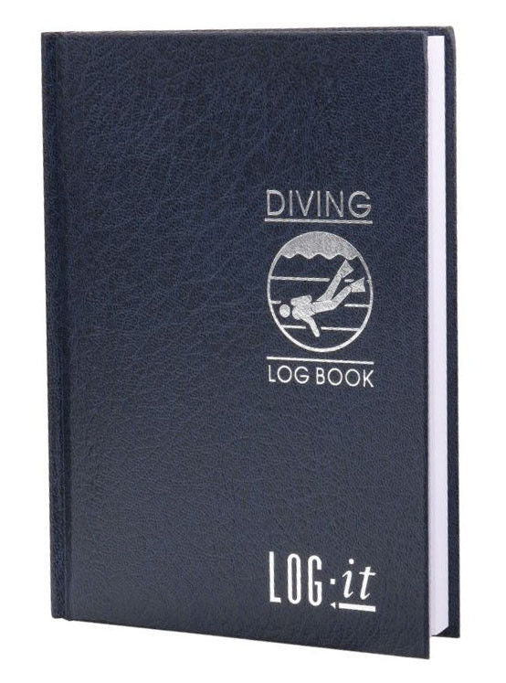 LOG-IT DIVE LOG BOOK (HARDBACK)