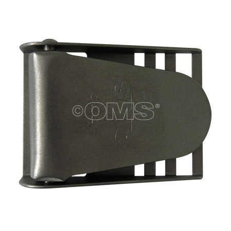 OMS STAINLESS STEEL BUCKLE
