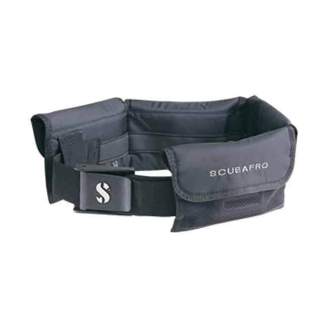 SCUBAPRO VARIOSOFT POCKET WEIGHT BELT