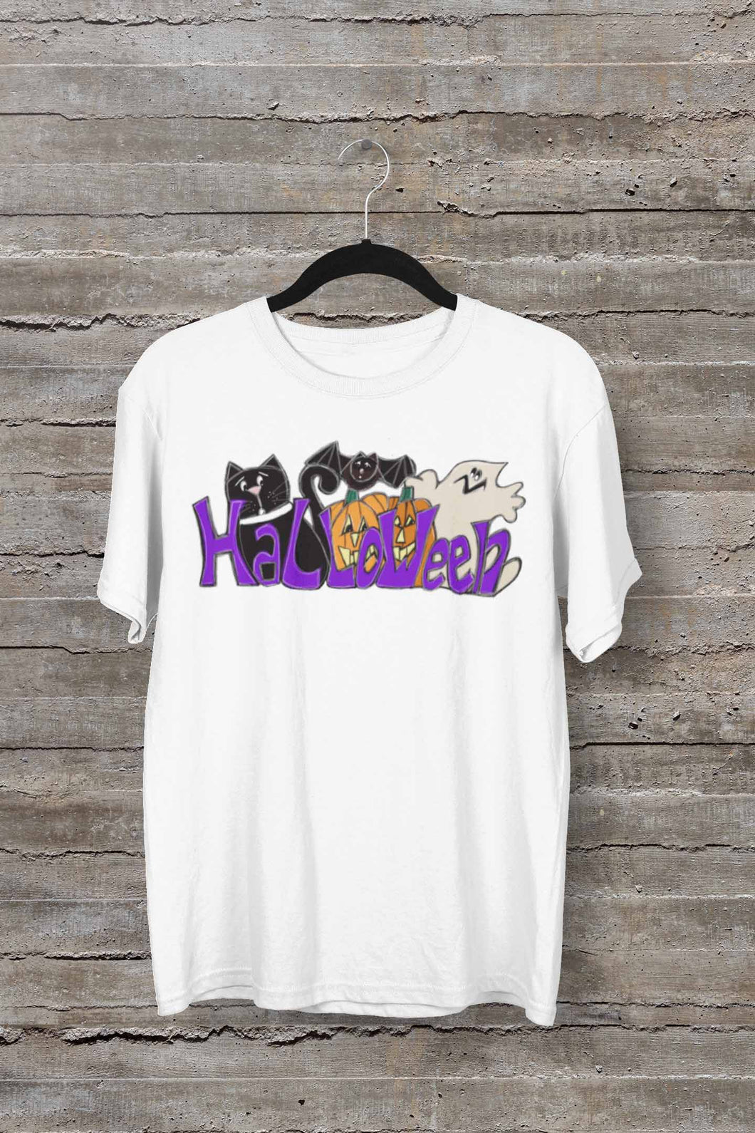 T-Shirt manches courtes Halloween
