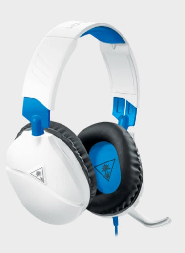 Turtle Beach Recon 70 Headset Head-band Black,Blue,White