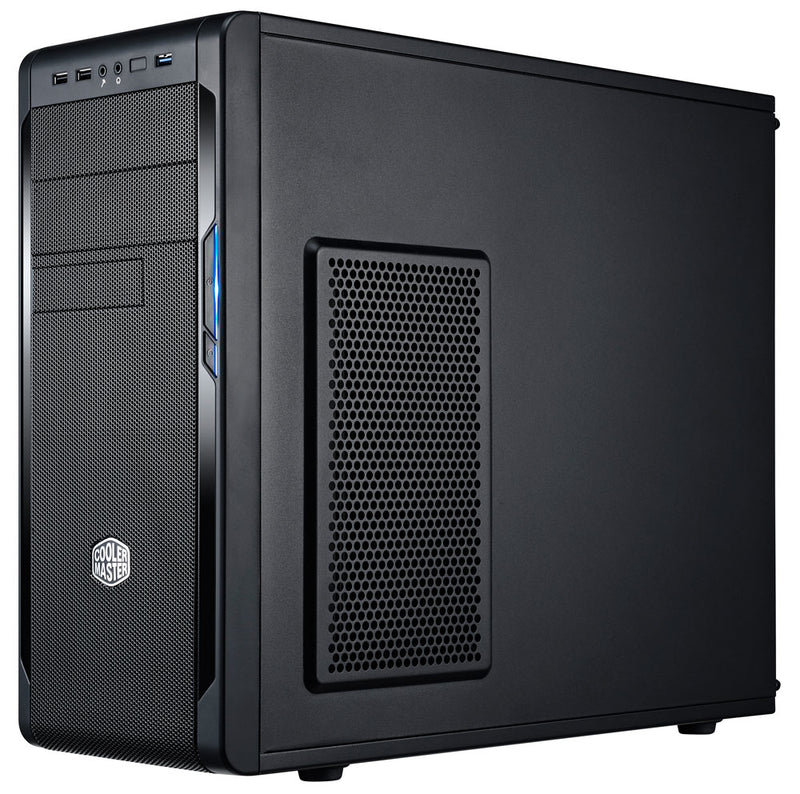 Cooler Master N300 Midi Tower Black