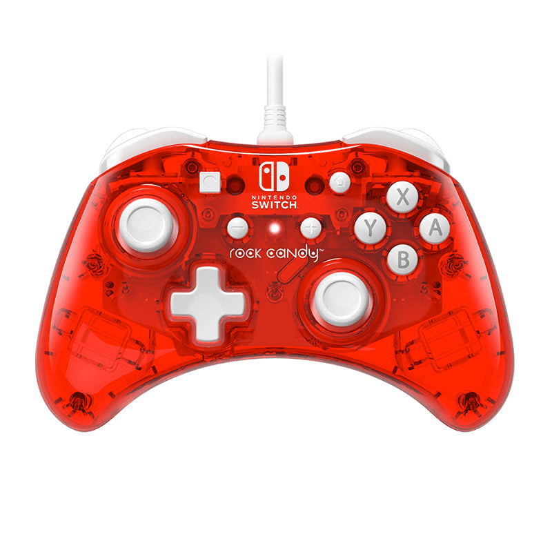 PDP 500-181-EU-RD Gaming Controller Gamepad Nintendo Switch USB Red