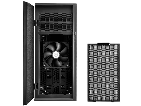 Cooler Master Silent Silencio 452 Midi Tower Black
