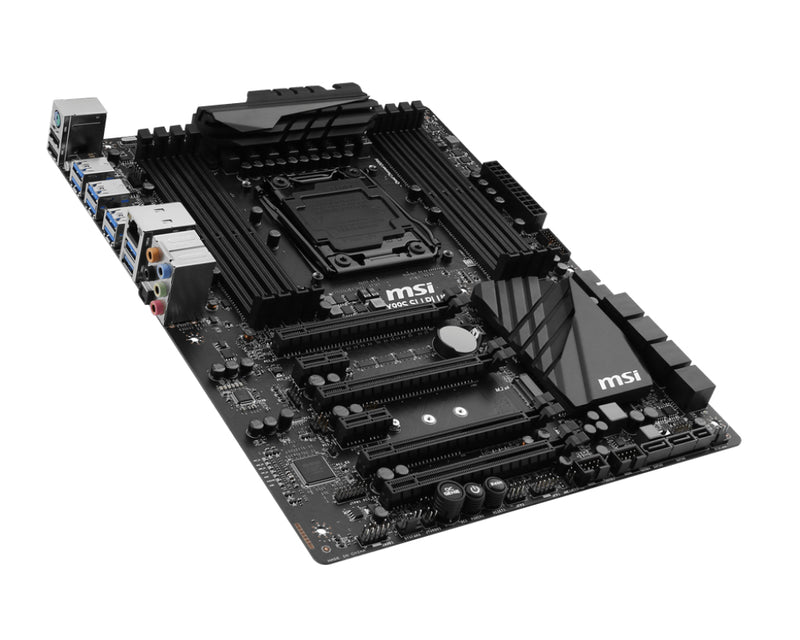 MSI X99S SLI Plus LGA 2011-v3 ATX Intel® X99