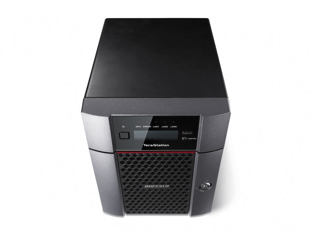 Buffalo TeraStation 5410DN AL314 Ethernet LAN Desktop Black NAS